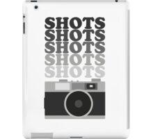 I <3 SHOTS iPad Case/Skin