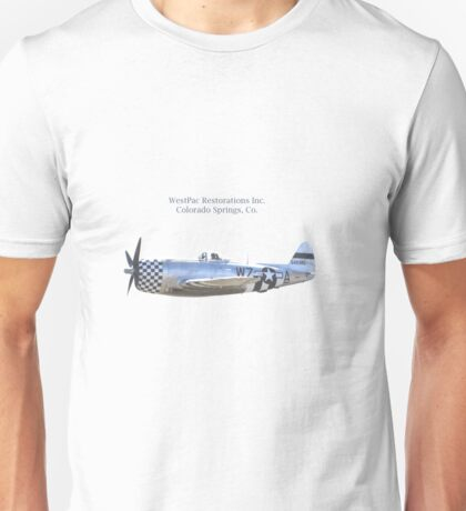 WestPac P-47 Thunderbolt Unisex T-Shirt