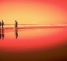 Summer Days in Puerto by Valerie Rosen