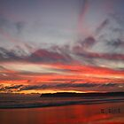 OCTOBER SUNSET by fsmitchellphoto