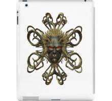 The Mask Of the Demon King  iPad Case/Skin