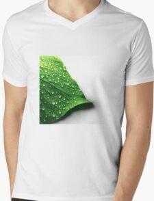 Greens  Mens V-Neck T-Shirt
