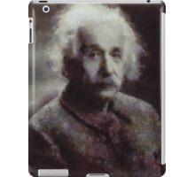 Einstein by John Springfield iPad Case/Skin