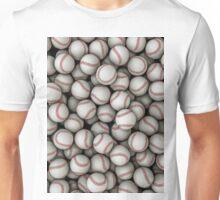 Baseballs Unisex T-Shirt