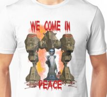 In Peace We Conquer  Unisex T-Shirt