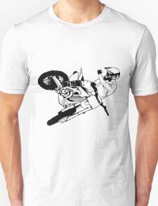 Moto Cross Jumper Unisex T-Shirt