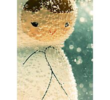 Snuggle bubble Photographic Print