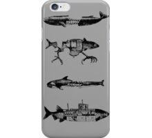 Fish Pattern iPhone Case/Skin