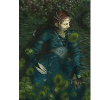 Ophelia Photographic Print