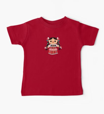 Maria 4 (Mexican Doll) Baby Tee