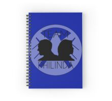 Team Philinda Spiral Notebook
