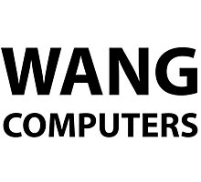 Wang Computers Photographic Print