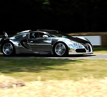 Bugatti Veyron BUG 1 Goodwood by WillOakley