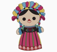 Maria 3 (Mexican Doll) One Piece - Short Sleeve