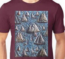 Exclusive: My Creations Artistic Sculpture Relief fact Main 11  PAINT (Photography & Design & Illustration ) (c)(h) by Olao-Olavia / Okaio Créations Unisex T-Shirt