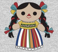 Maria 2 (Mexican Doll) One Piece - Short Sleeve