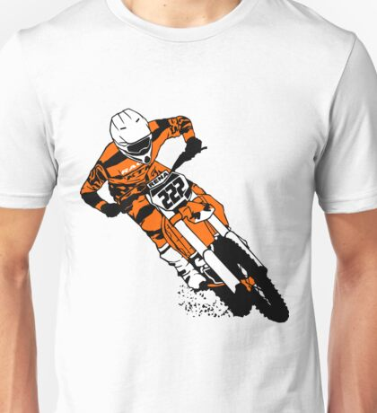 Supercross - Moto Cross Unisex T-Shirt