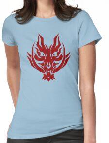 GOD EATER - Fenrir Logo Womens Fitted T-Shirt