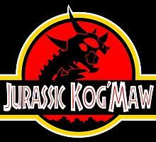 Jurassic Kog'Maw by domeddi