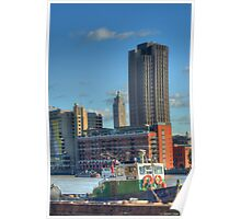 The Oxo Tower 9 Poster