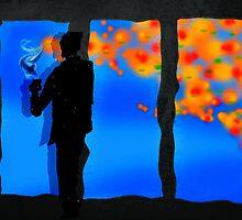 Autumn Inside by DwDunphy
