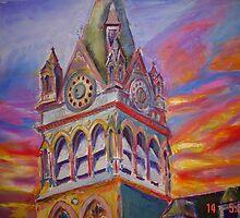 town hall by mary saifelden