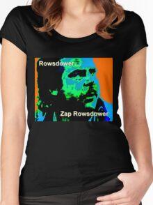 Zap Rowsdower Women's Fitted Scoop T-Shirt
