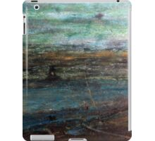 Mystery In Scenery. Dark River landscape. iPad Case/Skin