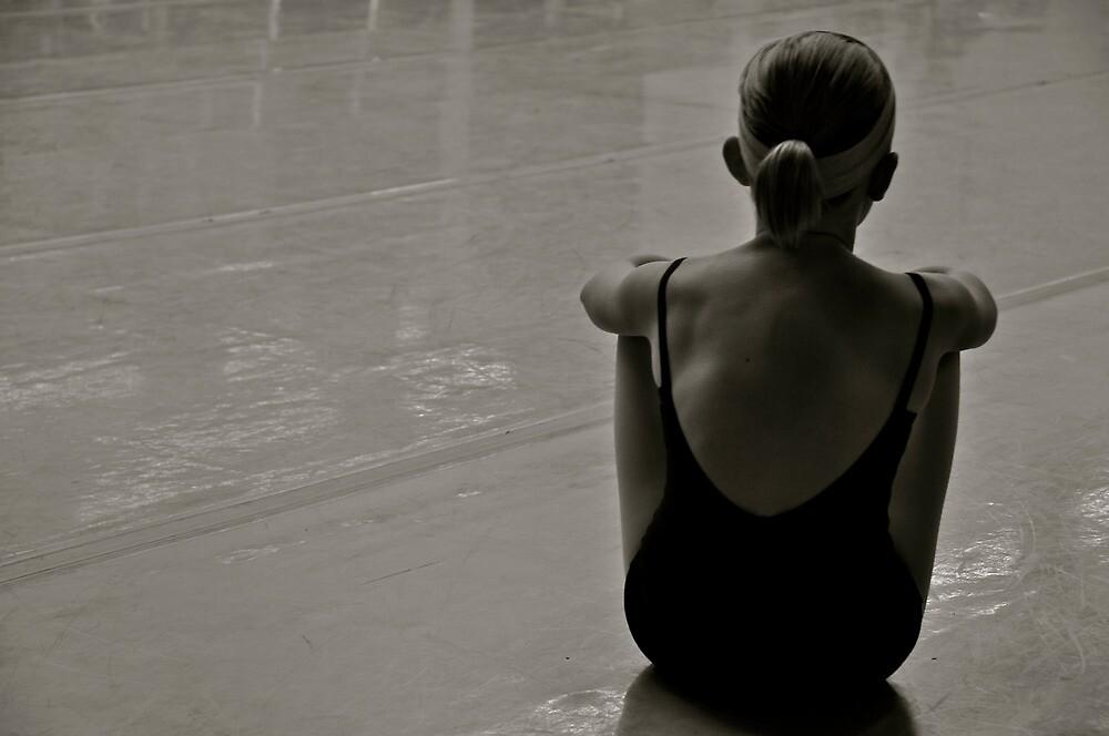 Budding Ballerina by Ainsley Kellar Creations