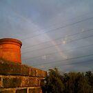 rainbow chimney by nutchip