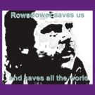 Rowsdower Saves Us by Margaret Bryant