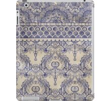 Vintage Wallpaper iPad Case/Skin