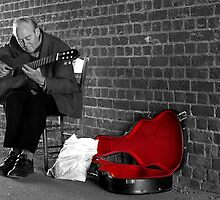 Musician by Andy Cork