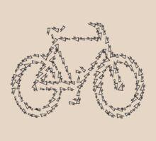 Bike Rider by Denis Marsili