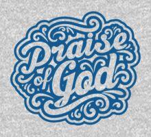 Praise God One Piece - Long Sleeve