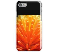 hot poker on black iPhone Case/Skin