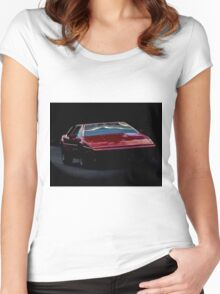 Lotus Esprit Women's Fitted Scoop T-Shirt