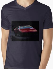Lotus Esprit Mens V-Neck T-Shirt