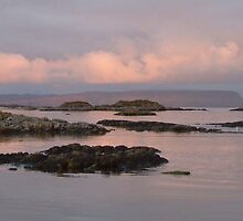 Sunrise from Arisaig by jimsy18