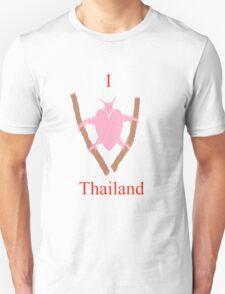 I Love Crabs Unisex T-Shirt