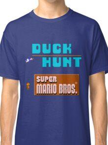 Duck Hunt & Super Mario Bros Classic T-Shirt