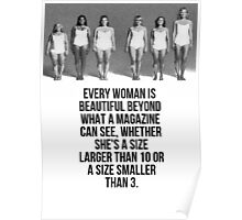 Every Woman Is Beautiful Poster
