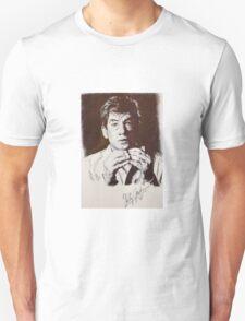 IAN MCKELLEN PORTRAIT T-Shirt