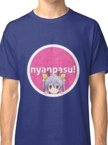 Non Non Biyori - Nyanpasu! (osu! Parody) Classic T-Shirt