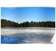 Lake of Ice Poster