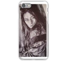 OFFICIAL GONG LI PORTRAIT iPhone Case/Skin