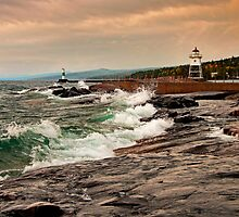 Grand Marais again by JimGuy