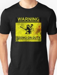 league of legends teemo T-Shirt