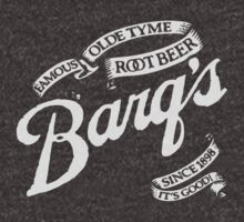 Barqs Root Beer Logo by mechabot4