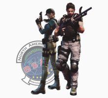 BSAA Agents by jillredfield